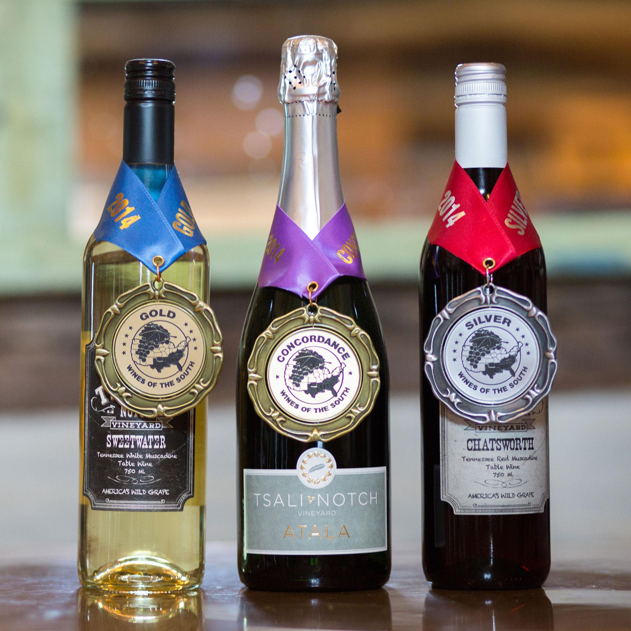 Tsali-Notch-Vineyard-Awards